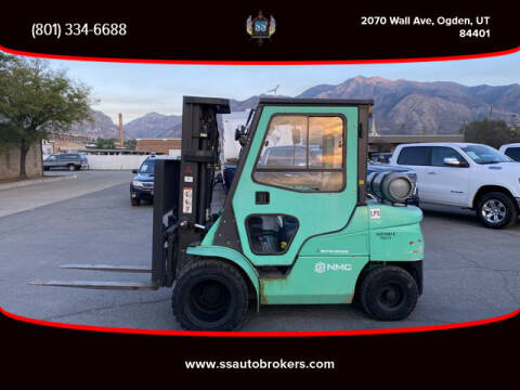 2014 Mitsubishi FORKLIFT FG30N for sale at S S Auto Brokers in Ogden UT