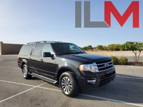 2017 Ford Expedition EL for sale at INDY LUXURY MOTORSPORTS in Fishers IN
