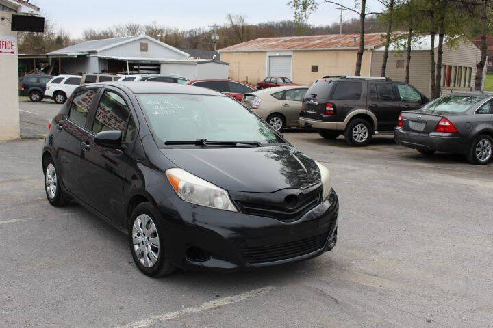 2012 Toyota Yaris for sale at SAI Auto Sales - Used Cars in Johnson City TN