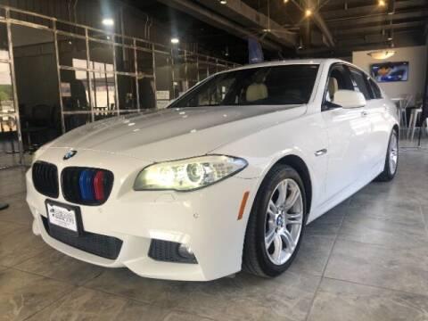 2013 BMW 5 Series for sale at Eurospeed International in San Antonio TX