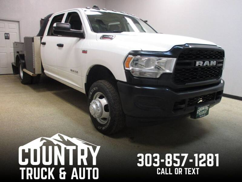 2019 RAM Ram Chassis 3500 for sale in Fort Lupton, CO