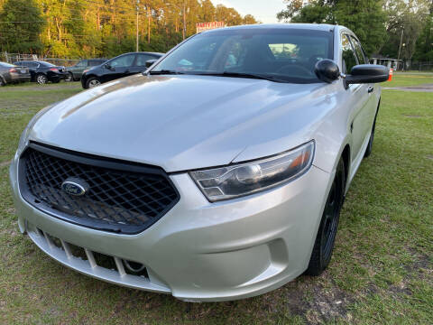 2017 Ford Taurus for sale at Carlyle Kelly in Jacksonville FL