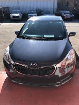 2015 Kia Forte for sale at LAKE CITY AUTO SALES - Jonesboro in Morrow GA