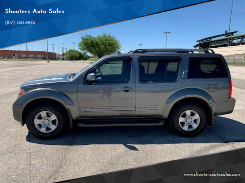 2007 Nissan Pathfinder for sale at Shooters Auto Sales in Fort Worth TX