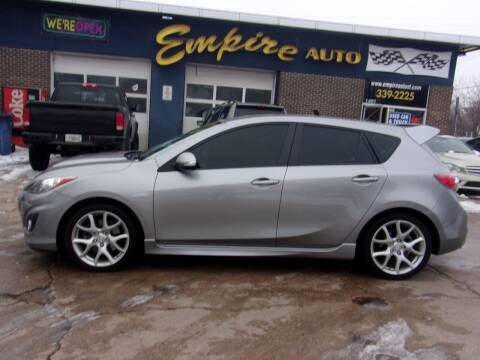 2012 Mazda MAZDASPEED3 for sale at Empire Auto Sales in Sioux Falls SD