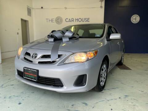 2013 Toyota Corolla for sale at The Car House of Garfield in Garfield NJ