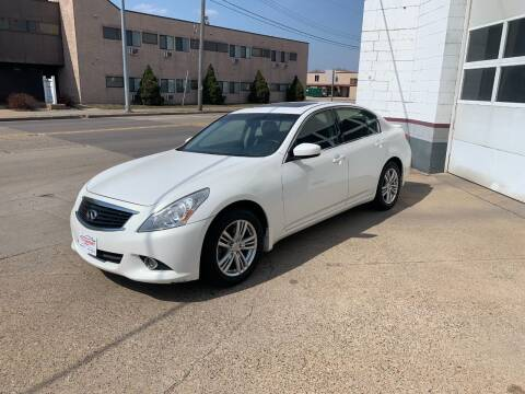 2013 Infiniti G37 Sedan for sale at AUTOSPORT in La Crosse WI