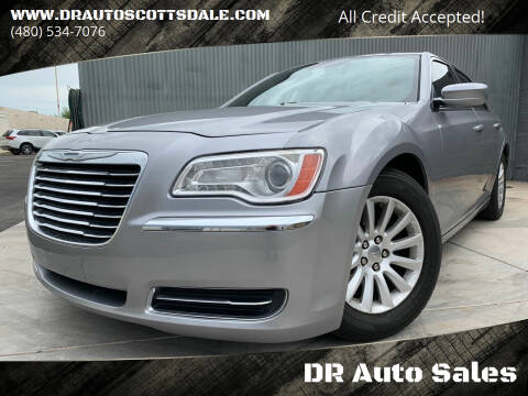 2014 Chrysler 300 for sale at DR Auto Sales in Scottsdale AZ