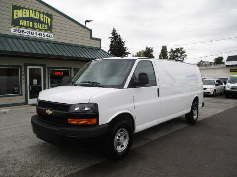 2020 Chevrolet Express Cargo for sale at Emerald City Auto Inc in Seattle WA
