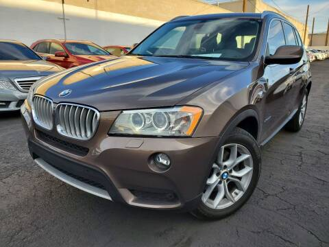 2011 BMW X3 for sale at Auto Center Of Las Vegas in Las Vegas NV