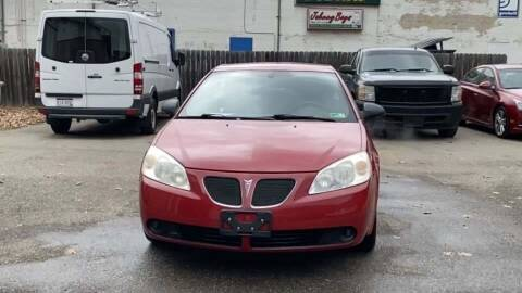 2007 Pontiac G6 for sale at Cj king of car loans/JJ's Best Auto Sales in Troy MI