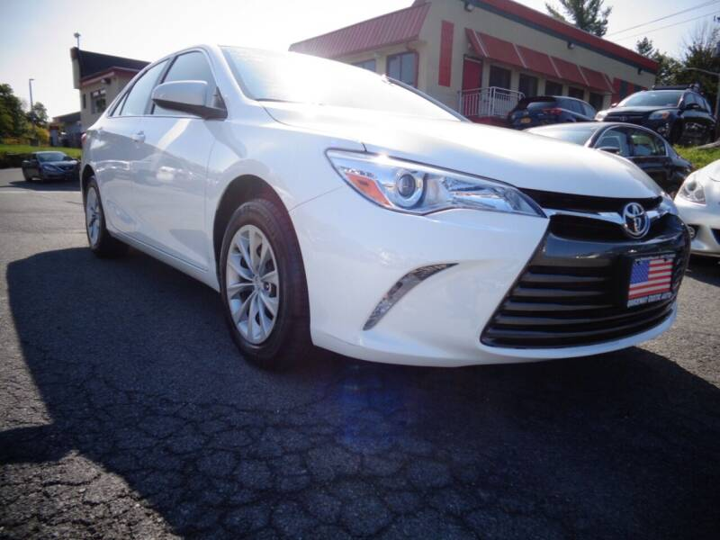 2015 Toyota Camry for sale at Quickway Exotic Auto in Bloomingburg NY