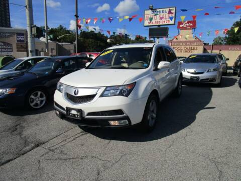 2010 Acura MDX for sale at Daniel Auto Sales in Yonkers NY