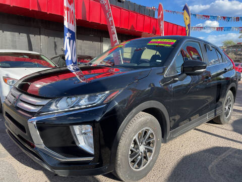 2020 Mitsubishi Eclipse Cross for sale at Duke City Auto LLC in Gallup NM
