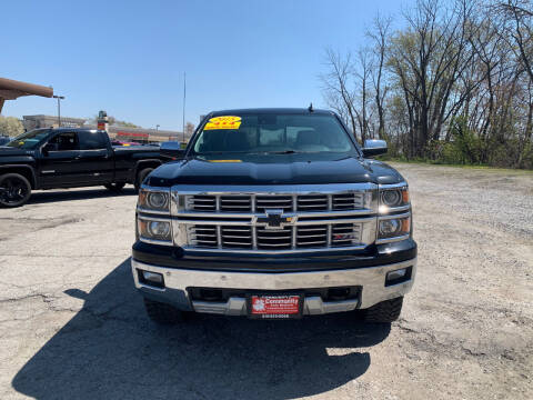 2015 Chevrolet Silverado 1500 for sale at Community Auto Brokers in Crown Point IN