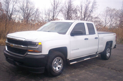 2018 Chevrolet Silverado 1500 for sale at Action Auto Wholesale - 30521 Euclid Ave. in Willowick OH