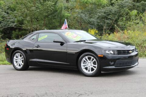 2014 Chevrolet Camaro for sale at McMinn Motors Inc in Athens TN
