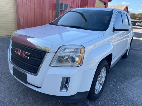 2013 GMC Terrain for sale at Pary's Auto Sales in Garland TX