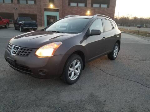 2008 Nissan Rogue for sale at KHAN'S AUTO LLC in Worland WY