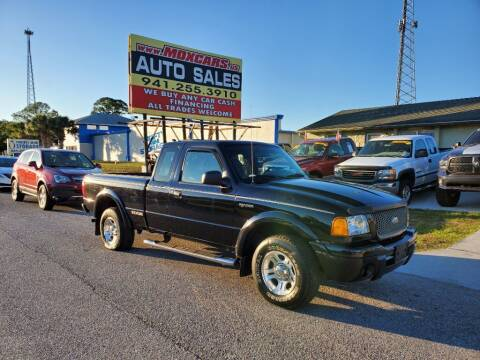 2002 Ford Ranger for sale at Mox Motors in Port Charlotte FL
