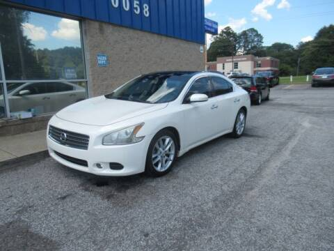2010 Nissan Maxima for sale at Southern Auto Solutions - 1st Choice Autos in Marietta GA