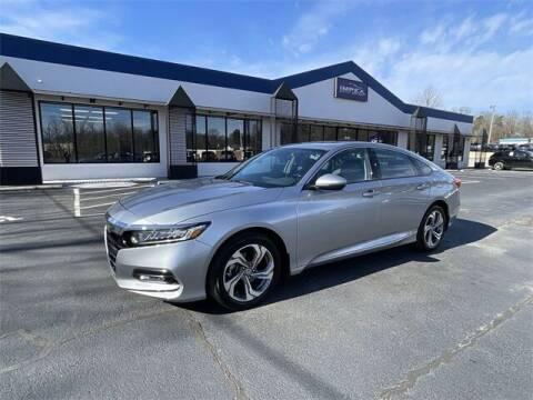 2018 Honda Accord for sale at Impex Auto Sales in Greensboro NC