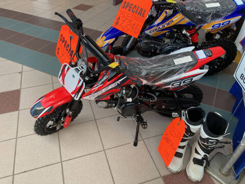 Coolster Speedmax 70cc for sale at Lakeside Auto & Sports in Garrison ND