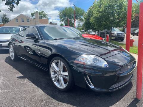 2011 Jaguar XK for sale at Park Avenue Auto Lot Inc in Linden NJ