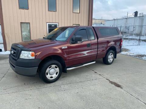 2006 Ford F-150 for sale at Walker Motors in Muncie IN