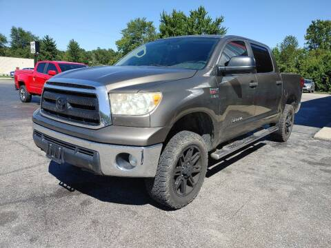 2011 Toyota Tundra for sale at Cruisin' Auto Sales in Madison IN