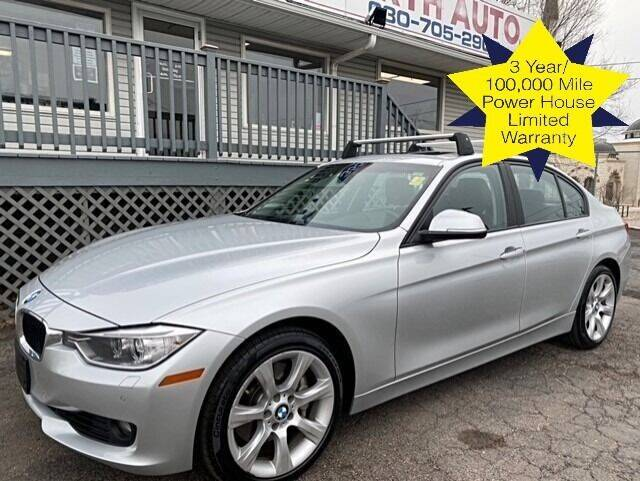 2014 BMW 3 Series for sale at 355 North Auto in Lombard IL