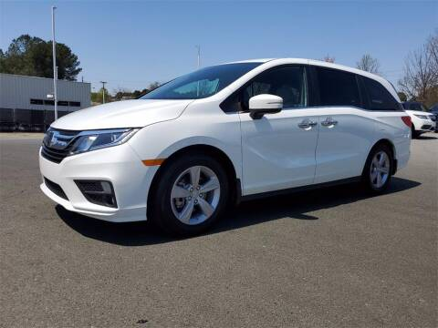 2020 Honda Odyssey for sale at CU Carfinders in Norcross GA