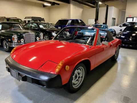 1975 Porsche 914 for sale at Motorgroup LLC in Scottsdale AZ