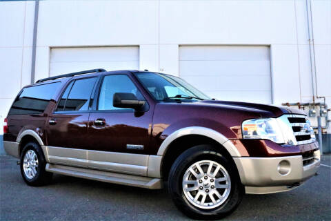 2007 Ford Expedition EL for sale at Chantilly Auto Sales in Chantilly VA