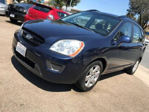 2007 Kia Rondo for sale at Beyer Enterprise in San Ysidro CA
