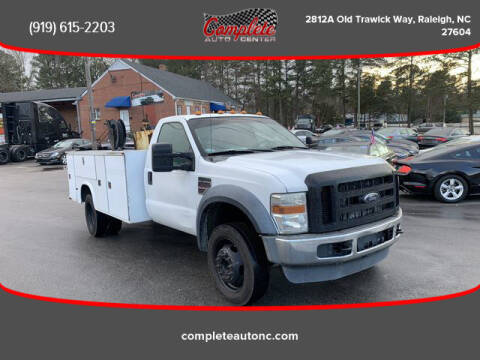 2009 Ford F-450 Super Duty for sale at Complete Auto Center , Inc in Raleigh NC