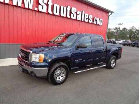 2011 GMC Sierra 1500 for sale at Stout Sales in Fairborn OH