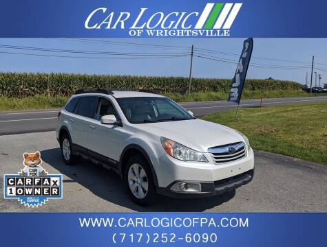 2011 Subaru Outback for sale at Car Logic in Wrightsville PA