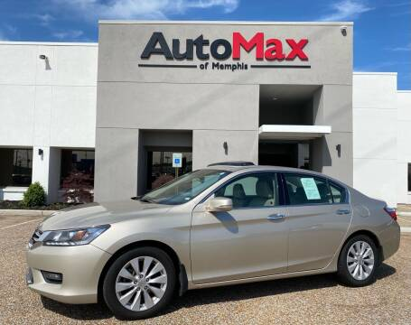 2015 Honda Accord for sale at AutoMax of Memphis in Memphis TN
