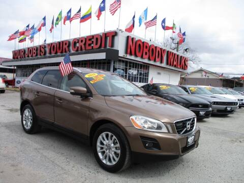 2010 Volvo XC60 for sale at Giant Auto Mart 2 in Houston TX
