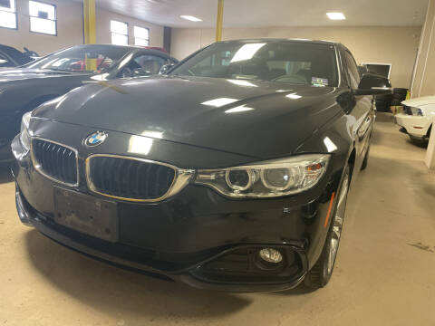 2014 BMW 4 Series for sale at Vantage Auto Group - Vantage Auto Wholesale in Moonachie NJ