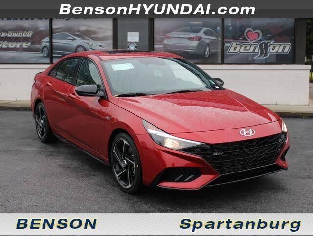2022 Hyundai Elantra for sale in Spartanburg, SC