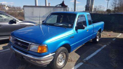 1996 Ford Ranger for sale at Economy Auto Sales in Dumfries VA