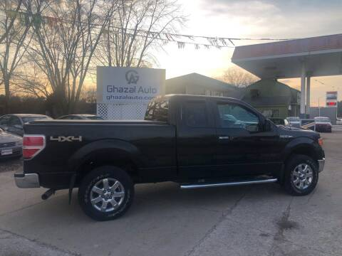 2014 Ford F-150 for sale at Ghazal Auto in Sturgis MI