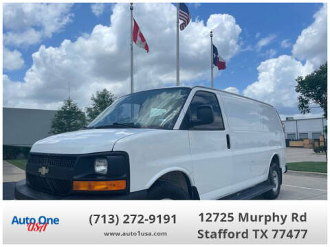 2011 Chevrolet Express Cargo for sale at Auto One USA in Stafford TX