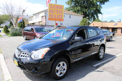 2013 Nissan Rogue for sale at Lodi Auto Mart in Lodi NJ