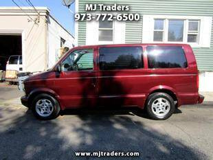 2005 Chevrolet Astro for sale at M J Traders Ltd. in Garfield NJ