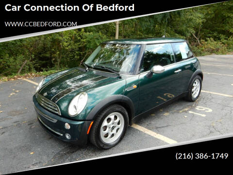 2005 MINI Cooper for sale at Car Connection of Bedford in Bedford OH