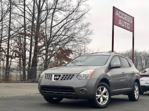 2009 Nissan Rogue for sale at Access Auto in Cabot AR