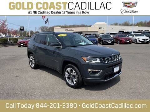 2018 Jeep Compass for sale at Gold Coast Cadillac in Oakhurst NJ